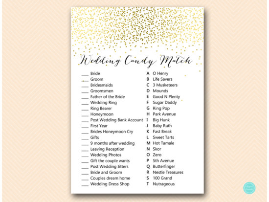 bs472-wedding-candy-match-gold-bridal-shower-games