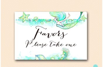 sn446-sign-favors-mermaid-bridal-shower-sign-landscape