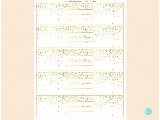 sn472-water-bottle-label-bridal-shower-wine-labels-gold
