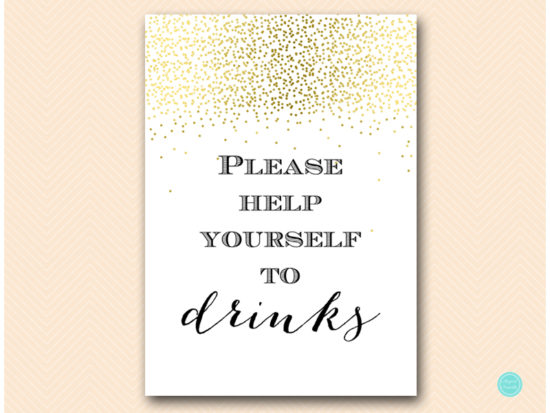 sn472-drinks-help-yourself-sign-gold-bridal-shower-decoration-sign