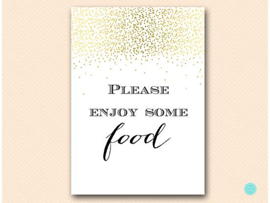 sn472-food-sign-please-enjoy-sign-gold-bridal-shower-decoration-sign