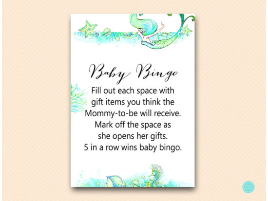 tlc446-bingo-baby-blank-sign-5x7-mermaid-baby-shower