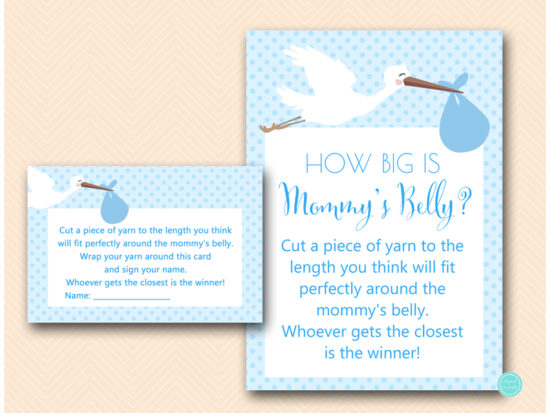tlc458b-how-big-is-mommys-belly-blue-boy-stork-baby-shower-game