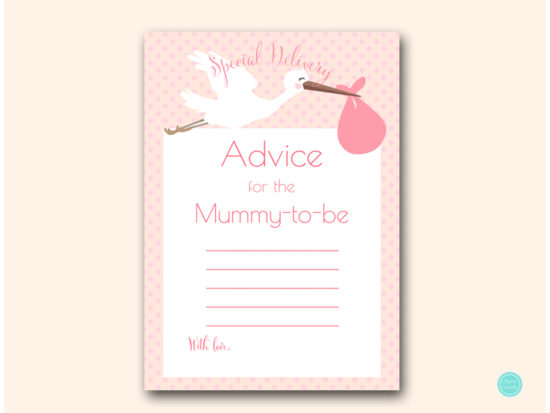 tlc458p-advice-for-mummy-pink-girl-stork-baby-shower-game