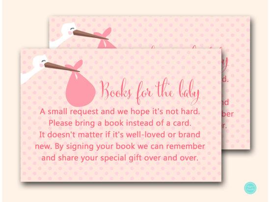 tlc458p-books-for-baby-insert-pink-girl-stork-baby-shower-game