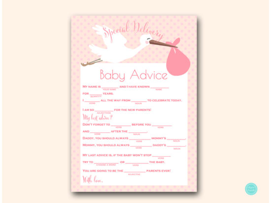 tlc458p-mad-libs-advice-for-parents-pink-girl-stork-baby-shower-game