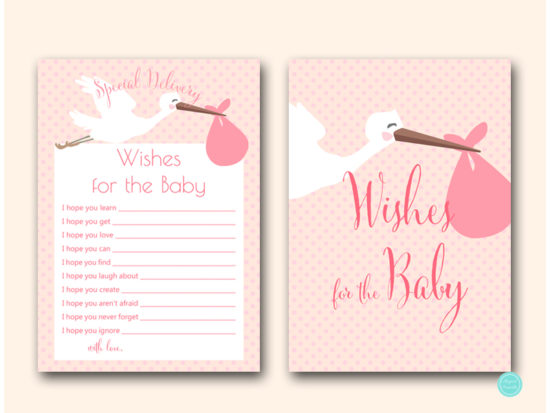 tlc458p-wishes-for-baby-sign-pink-girl-stork-baby-shower