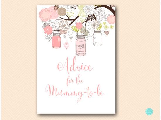 tlc459-advice-mummy-sign-girl-pink-mason-jars-baby-shower