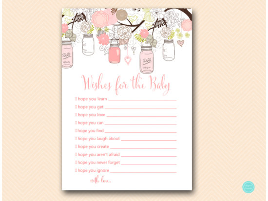 tlc459-wishes-for-baby-card-girl-pink-mason-jars-baby-shower