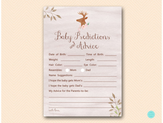tlc461-baby-predictions-advice-deer-antler-woodland-baby-shower