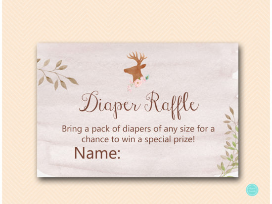 tlc461-diaper-raffle-card-deer-antler-woodland-baby-shower
