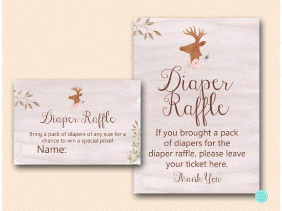 tlc461-diaper-raffle-sign-deer-antler-woodland-baby-shower