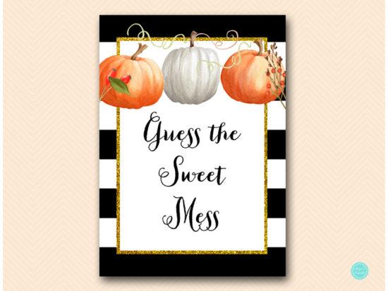 tlc463-sweet-mess-guess-sign-pumpkin-baby-shower-autumn-fall