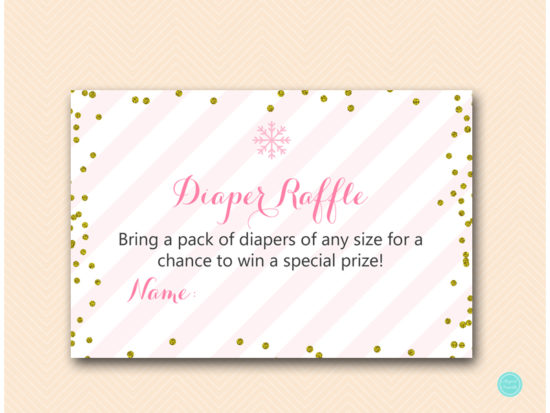tlc464-diaper-raffle-sign-pink-gold-winter-baby-shower-game