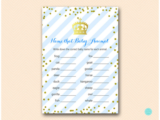 tlc467-animal-baby-names-royal-prince-baby-shower-game