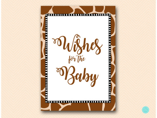 tlc469g-wishes-for-baby-sign-jungle-giraffe-baby-shower