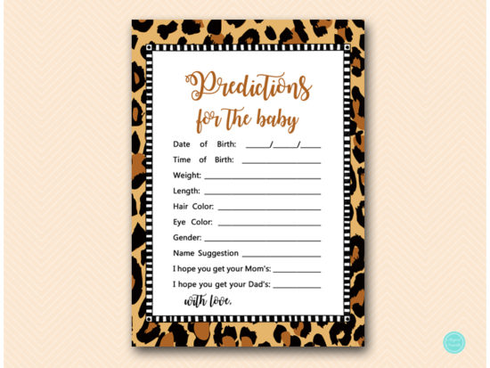 tlc469l-predictions-for-baby-jungle-safari-baby-shower-game