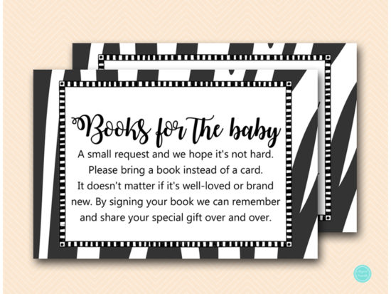 tlc469z-books-for-baby-6x4-zebra-baby-shower