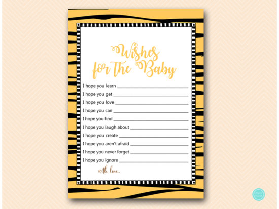 tlc469t-wishes-for-baby-card-jungle-tiger-baby-shower-game