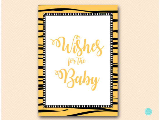 tlc469t-wishes-for-baby-sign-jungle-tiger-baby-shower-game