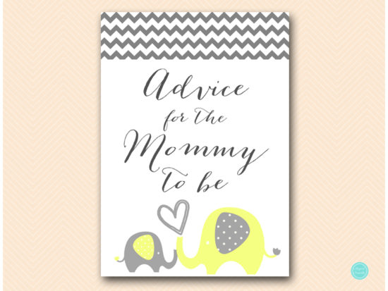 bs473-advice-for-mommy-sign-yellow-elephant-baby-shower-game