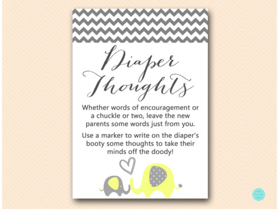 bs473-diaper-thoughts-sign-yellow-elephant-baby-shower-game