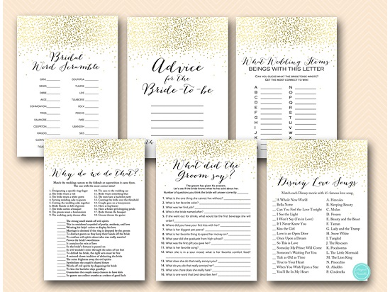 gold-bridal-shower-games-package-instant-download-bs4725