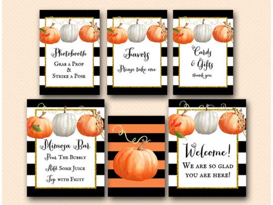 modern-fall-pumpkin-baby-shower-decoration-sign-printable-fall-autumn-gold