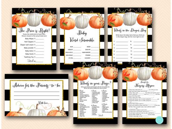 modern-little-pumpkin-baby-shower-games-printable-fall-autumn-halloween