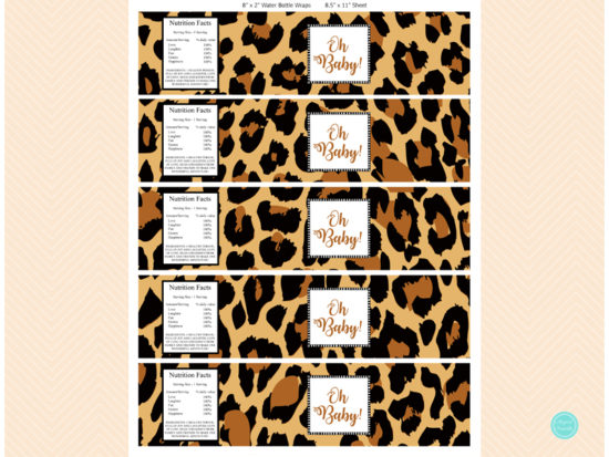safari-baby-shower-labels-jungle-baby-shower-decorations-water-bottle-1