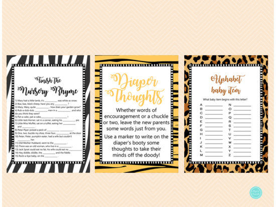 tlc469-safari-baby-shower-games-package-safari-baby-shower-zebra