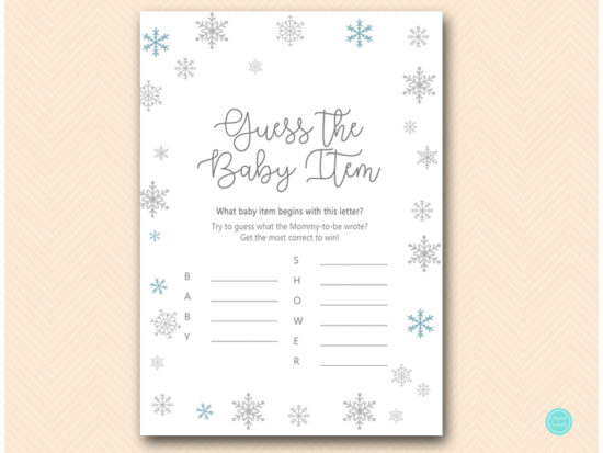 tlc491-guess-the-baby-item-glitter-snowflake-winter-baby-shower-game