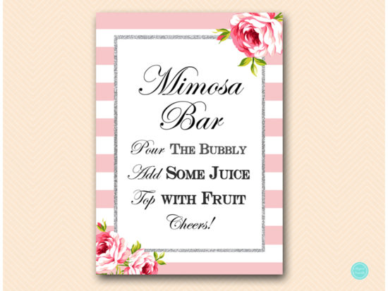 bs11s-mimosa-bar-sign-silver-pink-floral-printable-sign