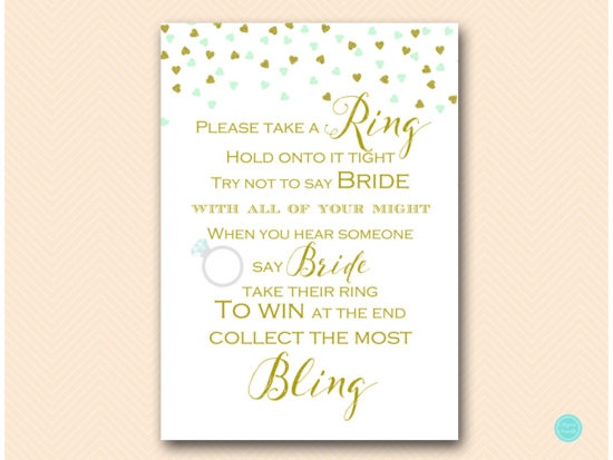 bs488m-dont-say-bride-ring-5x7-mint-gold-bridal-shower