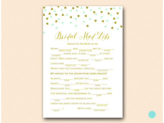 bs488m-mad-libs-advice-bride-mint-gold-bridal-shower