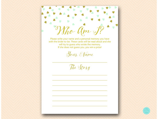 bs488m-who-am-i-mint-gold-bridal-shower-game