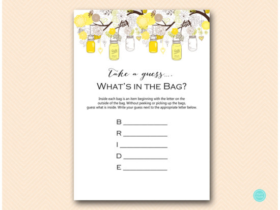 bs507-whats-in-the-bag-brides-match-yellow-marson-jars-bridal-shower