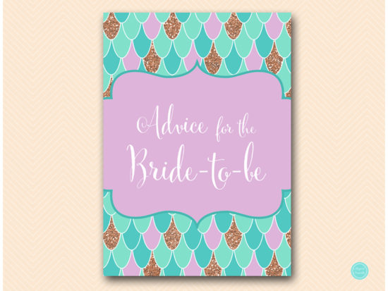 bs516-advice-for-bride-sign-mermaid-bridal-shower-sea