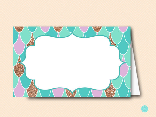 sn516-labels-mermaid-baby-shower-food-labels-tent