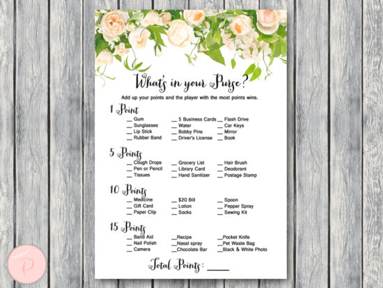 th01-5x7-whats-in-your-purse-peonies-floral-bridal-shower-game