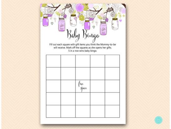 tlc475-bingo-baby-shower-gift-items-purple-mason-jars-baby-shower-game