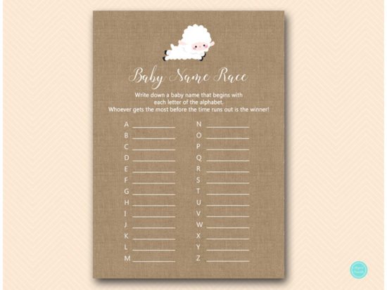 tlc504-baby-name-race-little-lamb-baby-shower-game