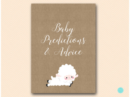 tlc504-baby-predictions-and-advice-sign-little-lamb-baby-shower