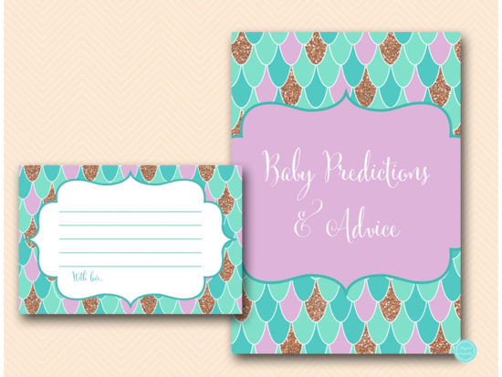 tlc516-baby-predictions-and-advice-sign-mermaid-baby-shower-beach