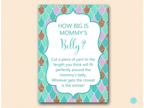 tlc516-how-big-is-mommys-belly-mermaid-baby-shower-under-sea