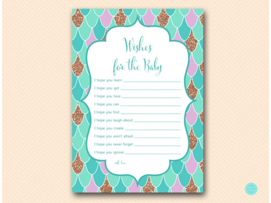 tlc516-wishes-for-baby-card-mermaid-baby-shower-under-sea
