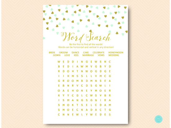 bs488m-word-search-bridal-mint-gold-bridal