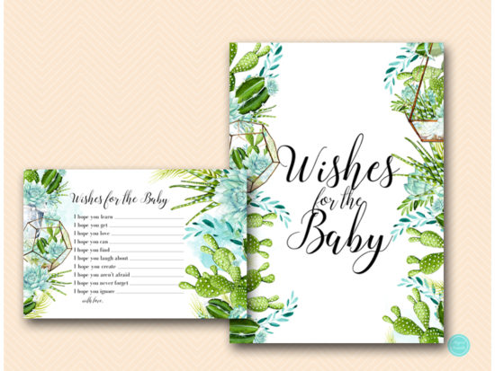 tlc519-wishes-for-baby-sign-succulent-baby-shower-game