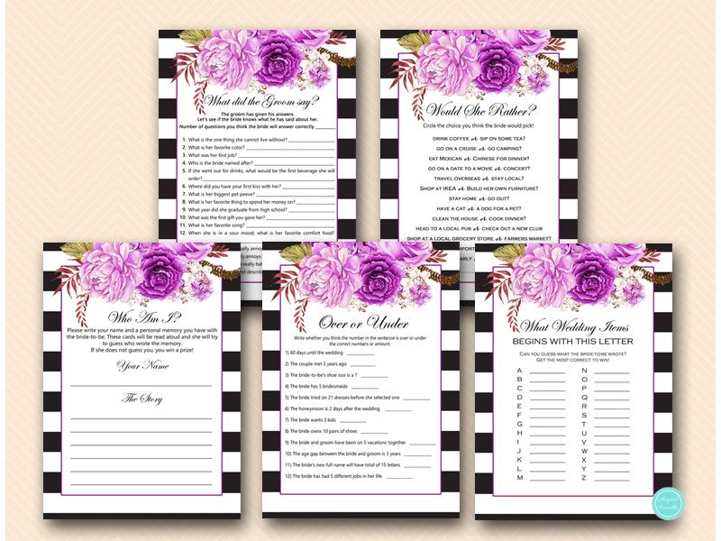 purple-floral-bridal-shower-games-printable-package-download-purple-wine