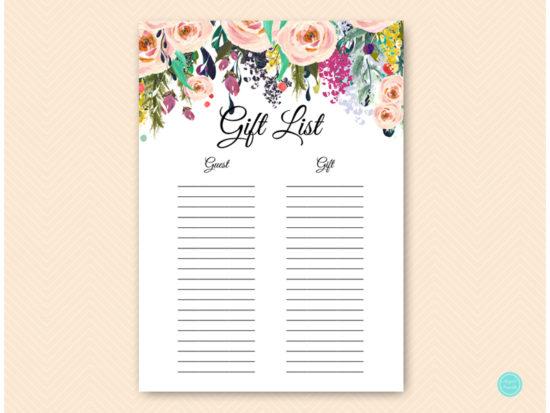 tlc436-gift-list-floral-baby-shower